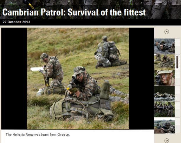 Cambrian Patrol The Ultimate Challenge